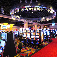 Hollywood Gaming slots