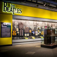 Beatles Exhibit