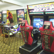 Holiday Inn Express game room
