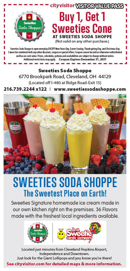 Sweeties Soda Shoppe VVP Coupon